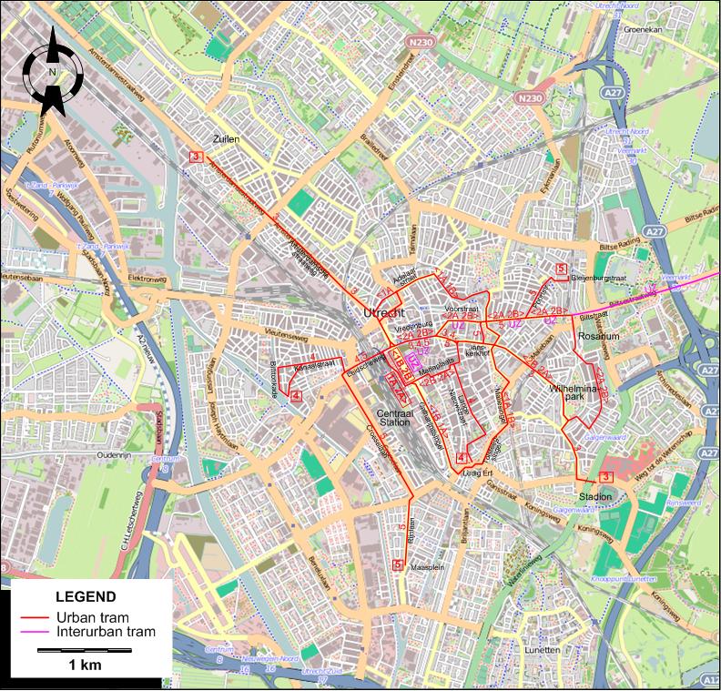 Utrecht 1936
