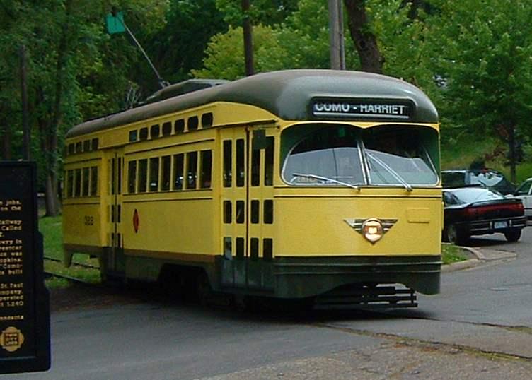 Minneapolis - St Paul 1947