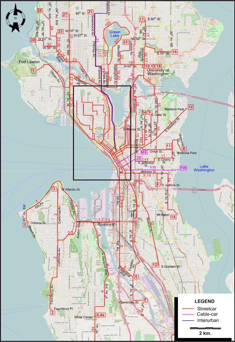 Seattle 1931